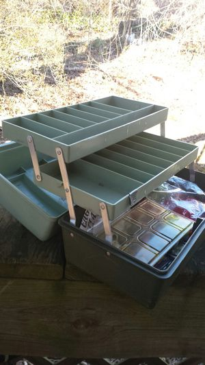 Tackle Box Bundle for Sale in Fairfax, VA