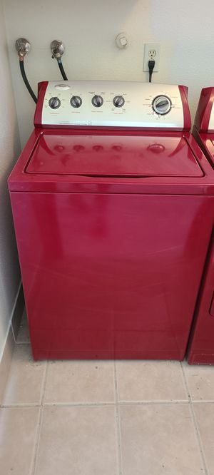 Whirlpool washer dryer for Sale in Vancouver, WA