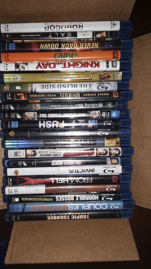 Blu-ray movies for Sale in St. Petersburg, FL