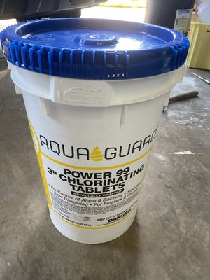 Chlorinating tablets for Pools for Sale in Diamond Bar, CA