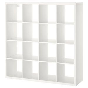 Ikea white storage shelf / shelves bookcase for Sale in Miami, FL