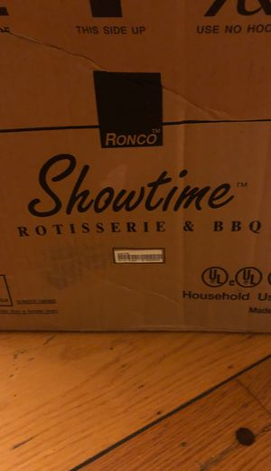Showtime Rotisserie and BBQ System for Sale in Alameda, CA