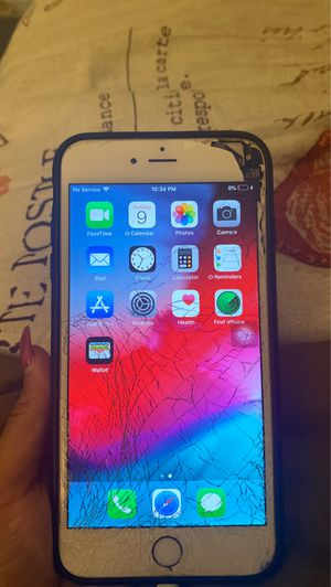 iphone 6 plus for Sale in Frederick, MD