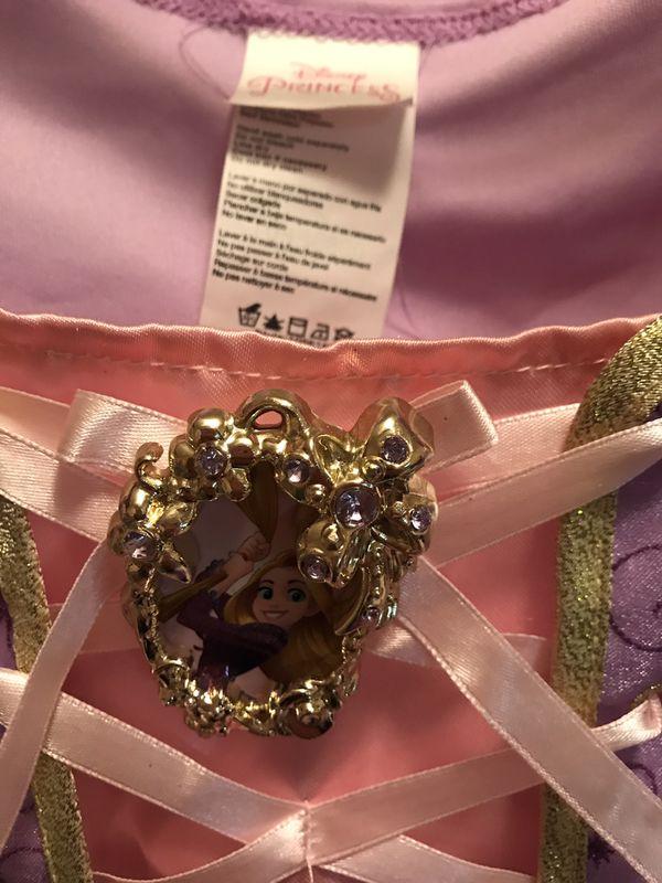 Rapunzel Tangled Costume Size 7/8