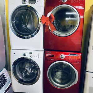 Washer And Dryer Set ❤️‼️ for Sale in Lakewood, CA