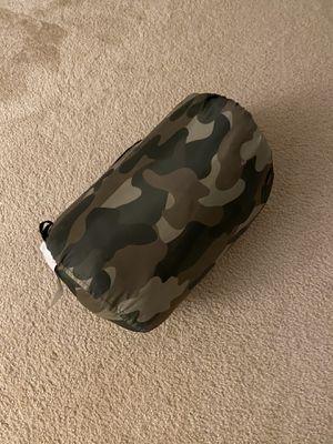 Sleeping Bag Comfortable Fabric Water Proof Indoor Outdoor for Sale in Washington, DC