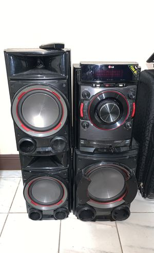 LG STEREO SYSTEM for Sale in Miami, FL