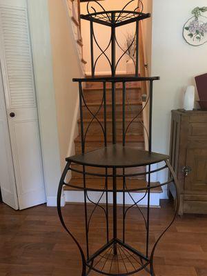 Corner Bakers Rack for Sale in Fairfax, VA