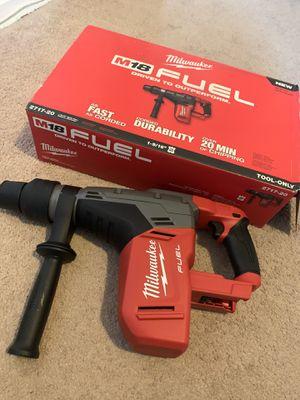 Milwaukee hammer drill for Sale in Hyattsville, MD