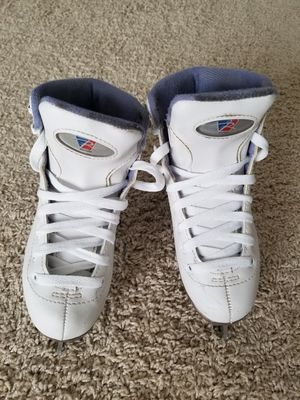 Riedell J12 Junior ice skates size 13 medium. for Sale in Northbrook, IL