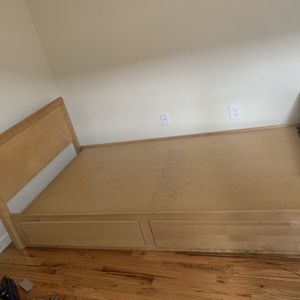 Crate & Barrel Twin Bed for Sale in Staten Island, NY