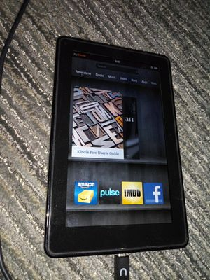 """7"""" Amazon Kindle HD Tablet for Sale in Raleigh, NC"""
