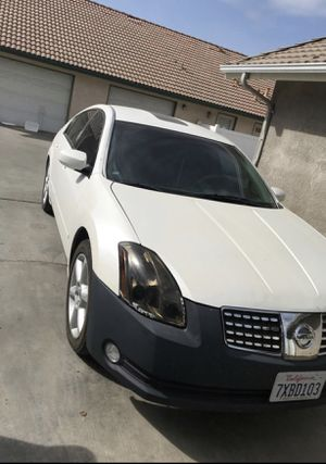 2005 Nissan Maxima for Sale in Visalia, CA