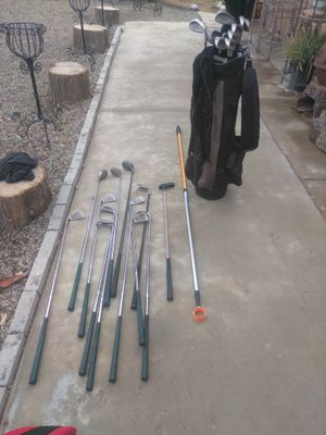 GOLF CLUBS for Sale in Wildomar, CA