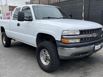 2000 Chevrolet Silverado 2500 for Sale in South El Monte,  CA