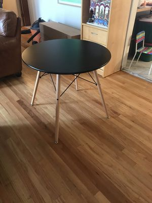 Cafe Table - mid century/industrial-ish look for Sale in Everett, WA