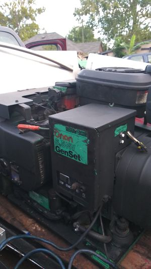 6.5 onan genset for Sale in Houston, TX