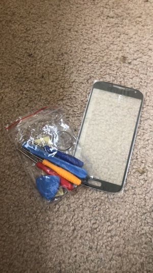 Samsung Galaxy S4 replacement screen for Sale in What Cheer, IA