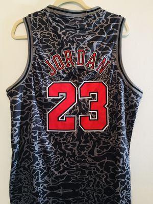 Brand new GOAT print Jordan black (brand new) for Sale in San Francisco, CA