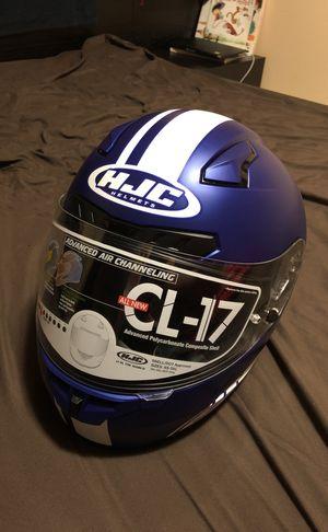 HJC CL-17 motorcycle helmet (SIZE M) for Sale in McLean, VA