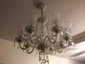 Chandelier glass or crystal drops for Sale in Los Angeles, CA