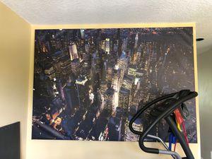 NYC Skyline Canvas for Sale in Weston, FL