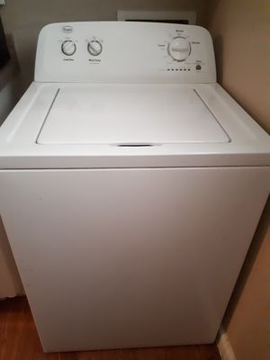 Washer (Roper brand) and Dryer (Maytag brand) for Sale in Houston, TX