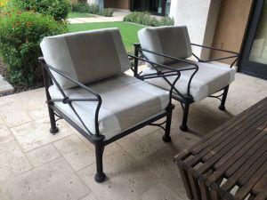Kreiss wrought iron patio furniture for Sale in Tempe, AZ