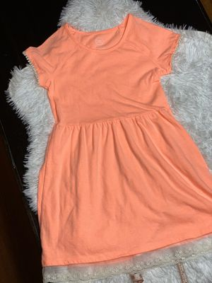 Girl soft fluorescen-neon dress size 7-8 (SHIPPING ONLY ✈️📬📦 NO LOCAL PICK UPS) for Sale in Los Angeles, CA