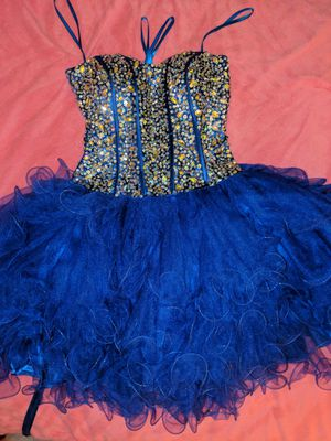 Anny Lee Small Blue Prom / Homecoming Dress for Sale in Manassas, VA