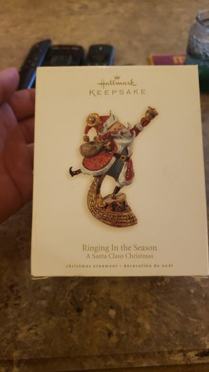 Hallmark ornament for Sale in West Springfield, VA