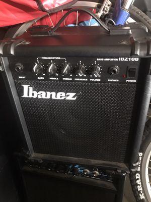 Spicker Ibanez iBZ 10B for Sale in Oceanside, CA