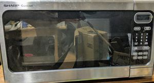 Microwave 1.1 cft Sharp model R-408LS for Sale in St. Augustine, FL
