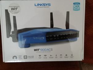 WRT1900ACS WiFi router for Sale in Long Beach, CA