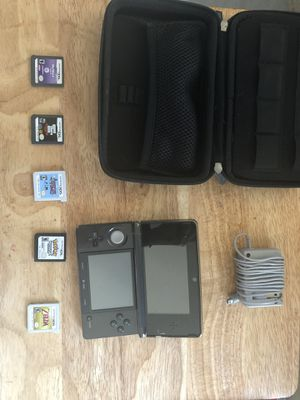 Nintendo 3ds with everything you see for Sale in La Puente, CA