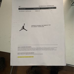 Air Jordan 11 Retro for Sale in Windsor, CT