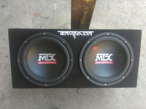 12IN MTX subs s for Sale in Oakland, CA