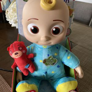 Cocomelon JJ Bedtime Doll for Sale in Anaheim, CA
