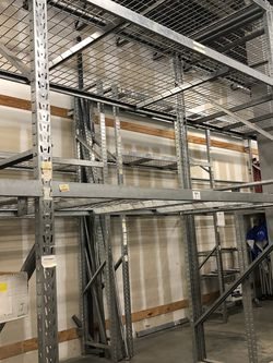 Warehouse racking for sale for Sale in Sterling,  VA