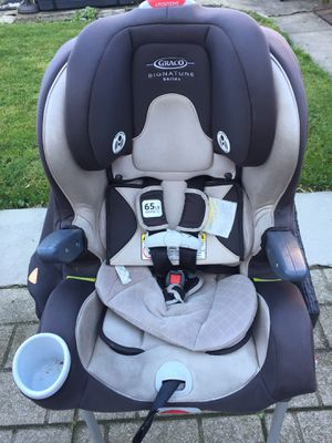Graco 6 position signature series car infant seat booster seat for Sale in Chicago, IL