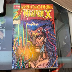 Marvel Comics Presents Weapon X-74 for Sale in Fort Lauderdale, FL