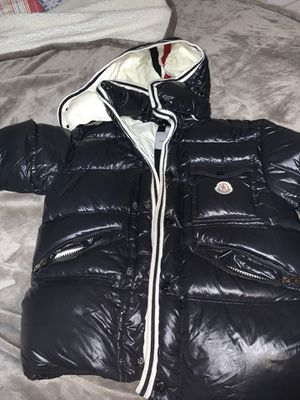 Moncler Jacket Size 3 for Sale in Takoma Park, MD
