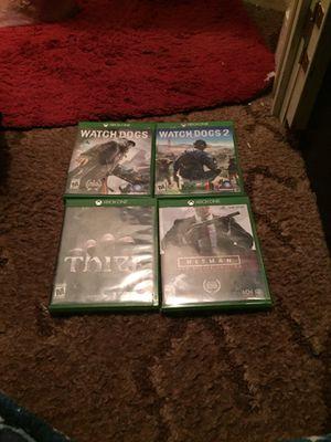 Xbox one for Sale in Farmington, MO