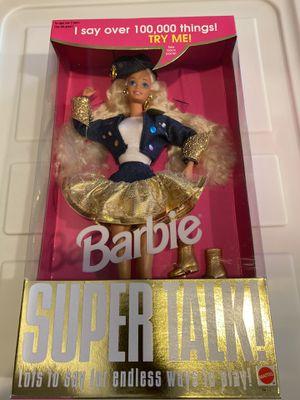 Barbie Super Talk! for Sale in Redondo Beach, CA