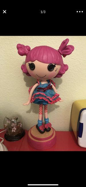 Singing lalaloopsy doll for Sale in San Antonio, TX