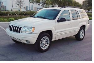 Runs Good 2004 Jeep Grand Cherokee AWDWheels for Sale in Wichita, KS