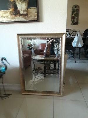 It's a mirror for Sale in Tampa, FL