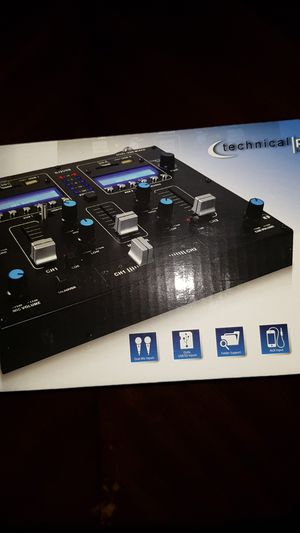 Brand new never opened in the Box DJ equipment for Sale in Franklin, MA
