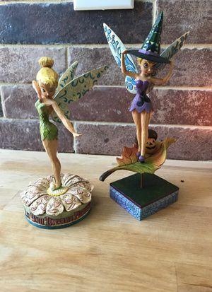 Disney tinker bell figurines for Sale in Oakley, CA
