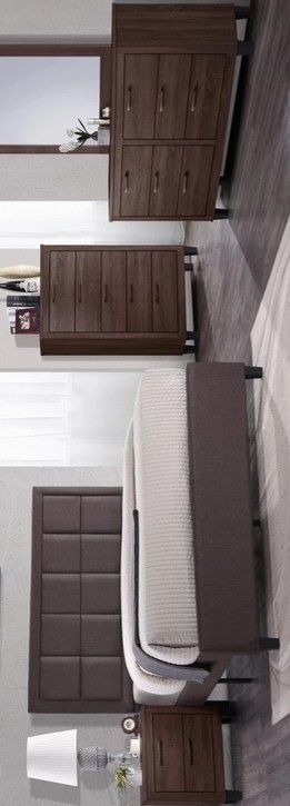 💚 Best Offer 💚 Chocolate Bar Old Wood Panel Bedroom Set | B085 for Sale in Jessup, MD